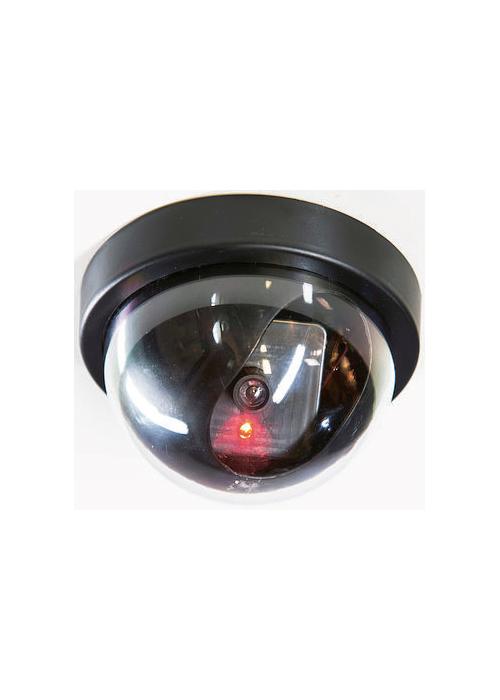 Dome Kamera-Attrappe mit Blinkdiode
