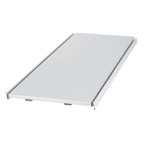 Stahl Regalboden 125 cm, 47 cm