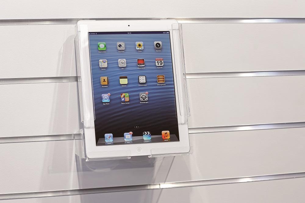 Tablet-Präsenter B19 H24 cm