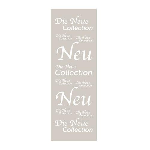 Plakat 'Neue Collection'