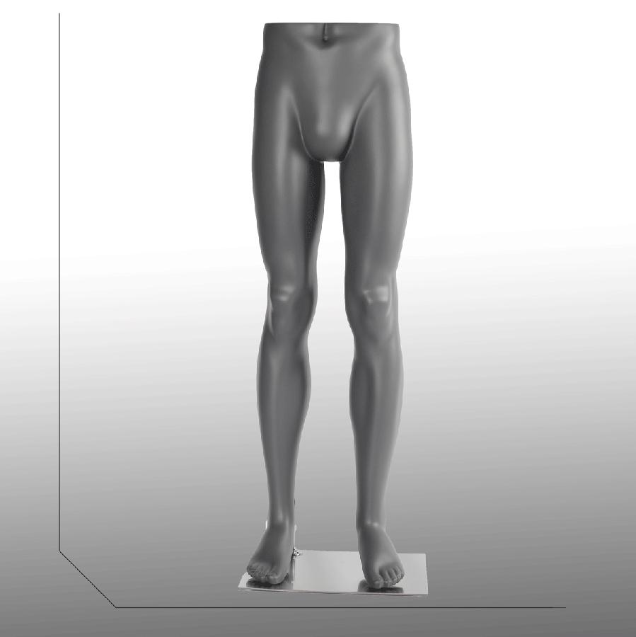 Herren Schaufensterpuppen Beine