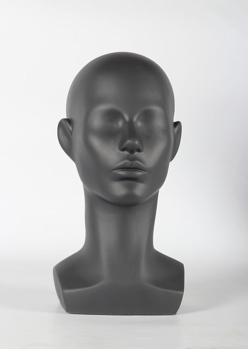 Damenkopf und Adapter für Lamellenwand