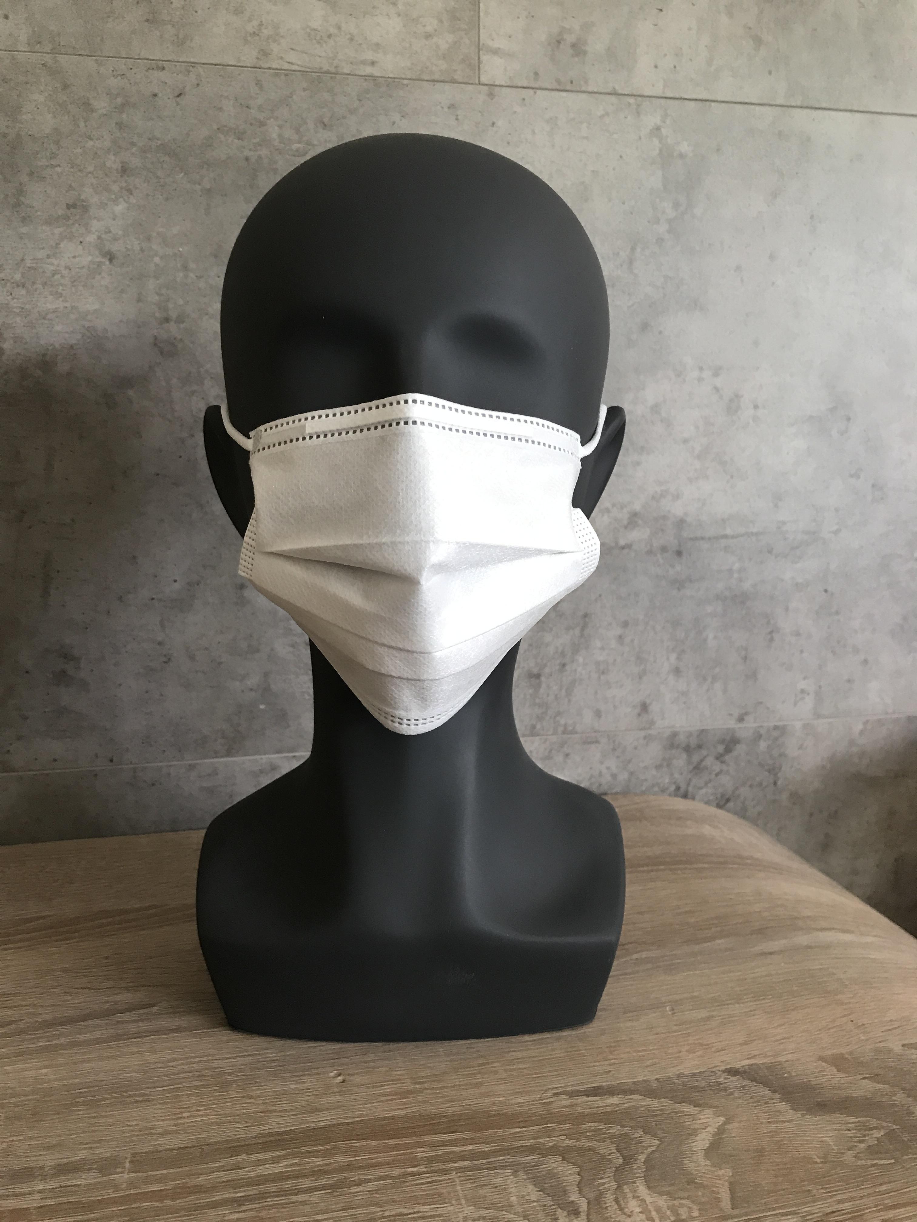 KINDER Mund-Nase Behelfsschutzmaske