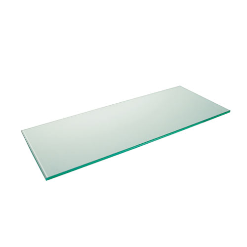 Glasfachboden / Regalboden