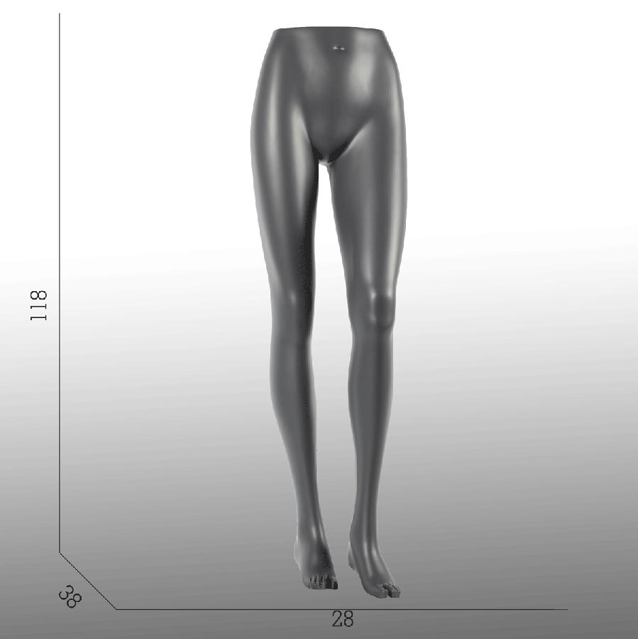 Schaufensterpuppen Beine Damen