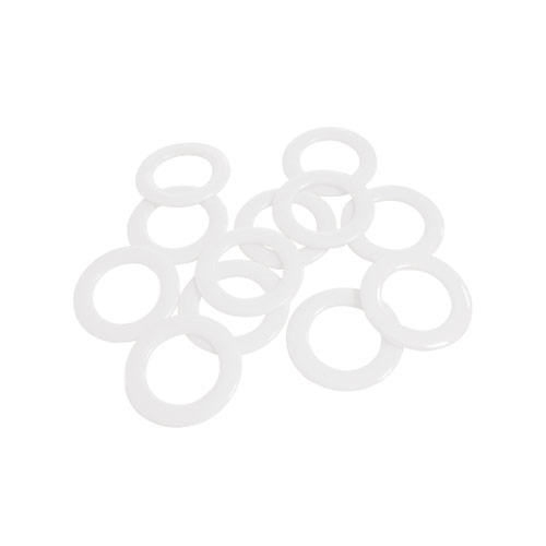 Kollektionsringe grau