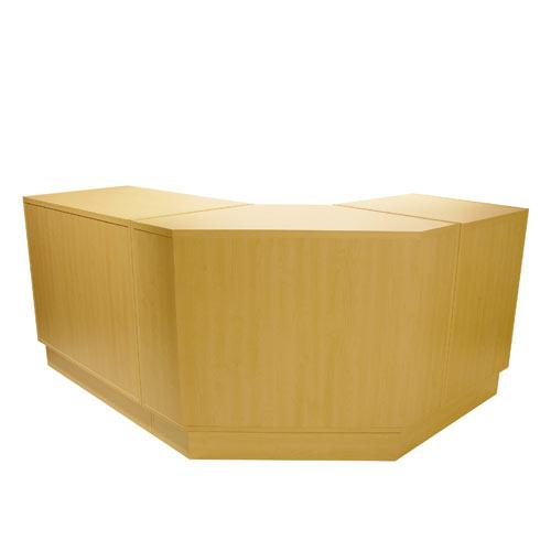 Holz Ladentheke