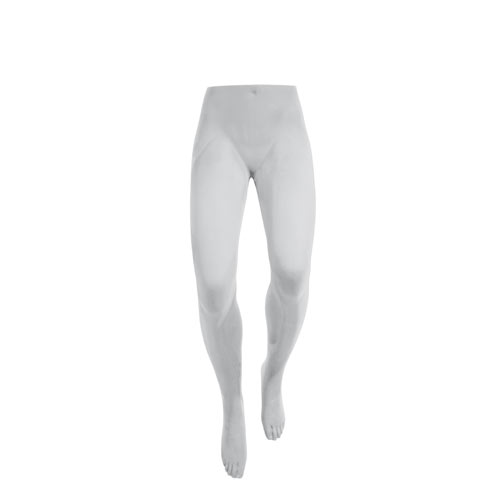 Damen Schaufensterpuppen Beine , weiß