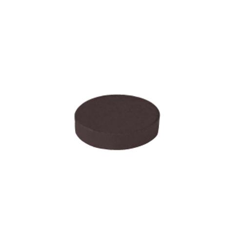 Halsabschluß für Schneiderpuppe schwarz