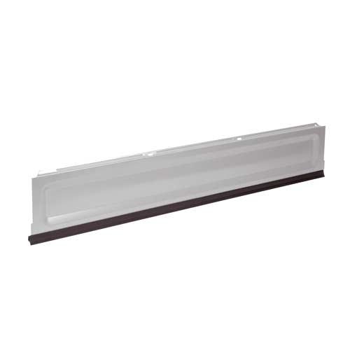 Sockelblende 100 cm, weißaluminium