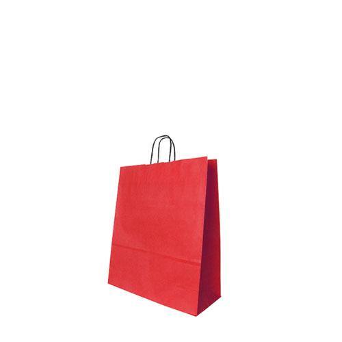 Papiertaschen rot