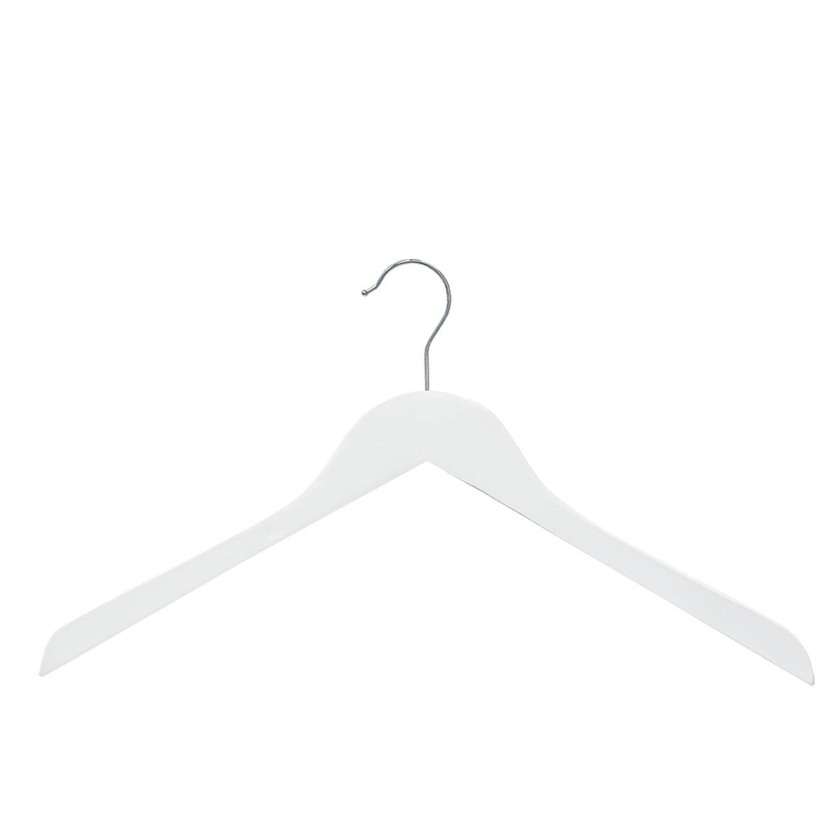 Kleiderbügel weiß