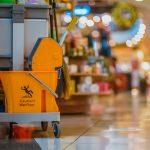Sauberkeit im Ladenlokal: Das Geschäft richtig reinigen – so geht's!