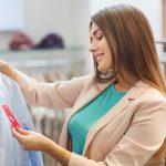 Praktischer Alltagshelfer im Einzelhandel: Etiketten, Klein aber Oho!